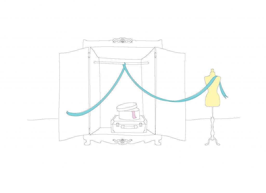 dessin armoire